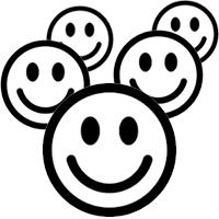 multi Smile people
